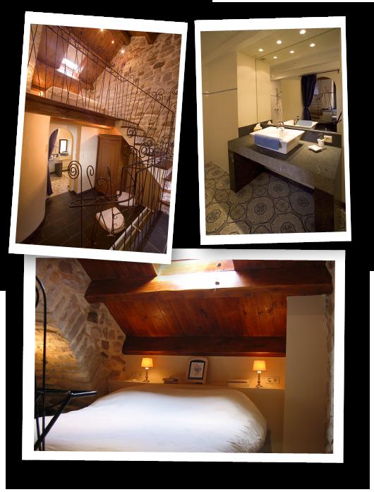 Maison des etoiles chambres d 39 h tes de charme - Kamer met douche in de kamer ...